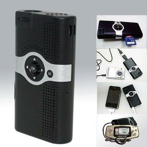 Iphone video projector ebay for Best portable projector for iphone
