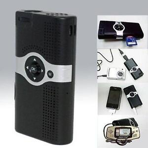 Iphone projector ebay for Movie projector for iphone 6