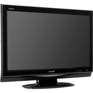 "Sharp Aquos 32"" HDTV LCD"