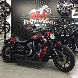 HARLEY DAVIDSON V-ROD NIGHT ROD VRSCDX
