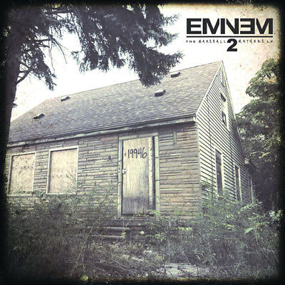 Eminem : The Marshall Mathers LP 2 VINYL (2014) ***NEW***