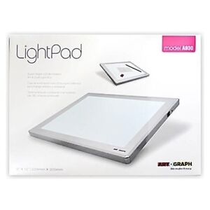 "Artograph Lightpad 930 9""x12"" Arts , Drawing, illuminated table"