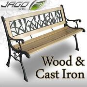 3 Seater Garden Bench