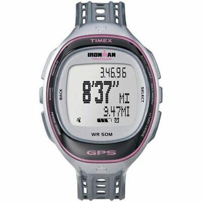 691707237b60 Orologio Timex GPS IRONMAN RUN Trainer Corsa Sport Fitness Velocità Distanza