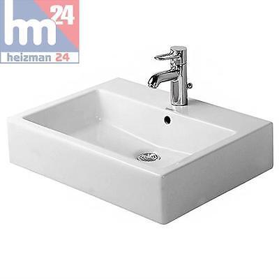 Duravit Vero Waschbecken (Duravit Vero Waschtisch Waschbecken 60x47cm in weiß 00454600000)
