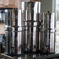 Berkey Water Filter Systems > Drink What You Deserve