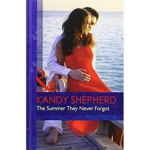 The Summer They Never Forgot-ExLibrary