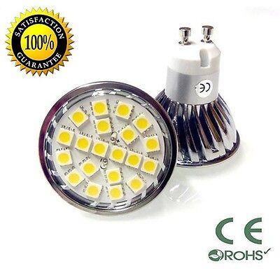 5050 SMD Led MR16 GU10 120V/220V Tageslicht Beleuchtung Farbe Dimmbar USA