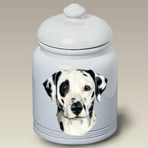 Dalmatian Ceramic Treat Jar LP 45009