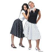Black 50s Skirt
