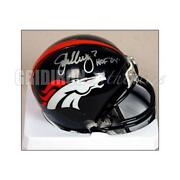 John Elway Helmet