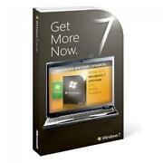 Windows 7 Home Premium Upgrade
