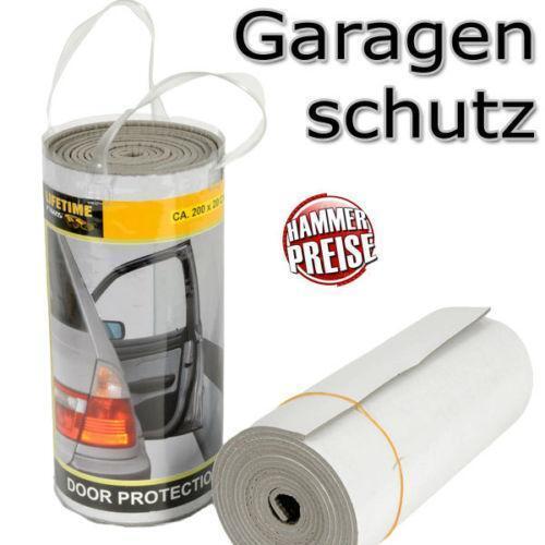 4er Set Auto Türschutzleiste Garagenschutz Wandschutz