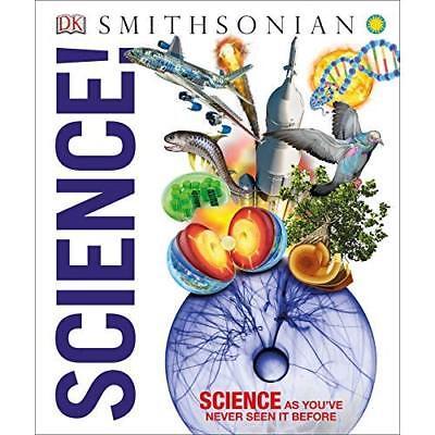 Science! (Knowledge Encyclopedias) - Hardcover NEW DK