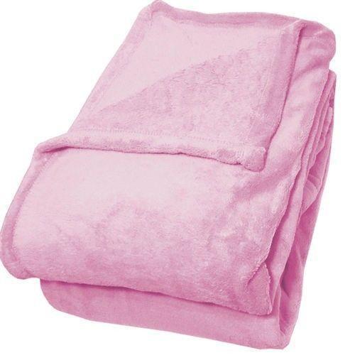 Cotton Fleece Throw Blanket