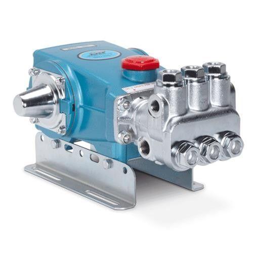 CAT PUMP MODEL 530 5.0 GPM 2500 PSI 1100 RPM 24mm BELT DRIVE SHAFT