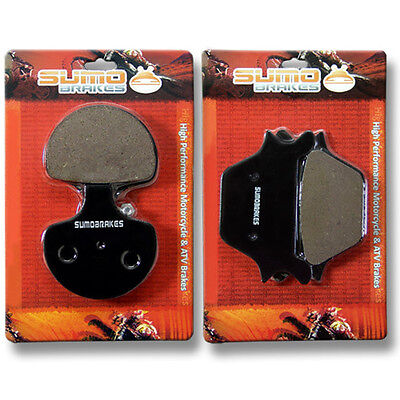 Harley FR+R Brake Disc Pads Sportster & Softail Series (All Models) (1988-1999)