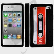 Retro Cassette iPhone 4 Cover