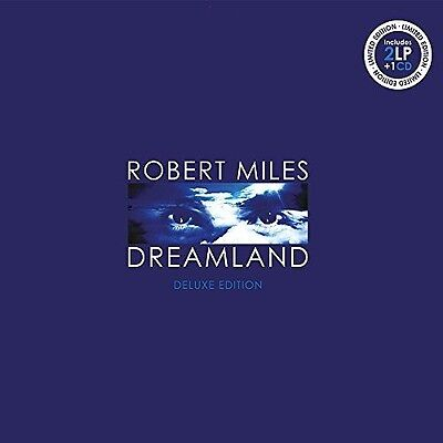 Robert Miles   Dreamland  Deluxe Edition  New Vinyl  With Cd  Deluxe Edition  It