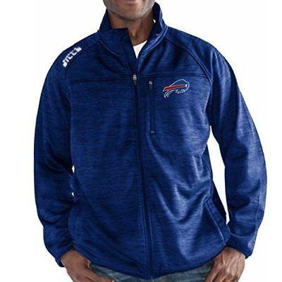 Buffalo Bills G-III Sports Men's Mindset Full Zip Jacket Buffalo Bills Mens Jackets