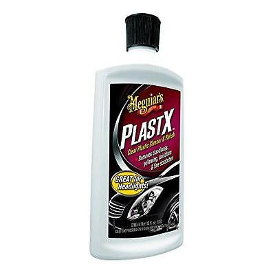Meguiar's G12310 PlastX Clear Plastic Cleaner & Polish - 10 oz. New