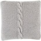 Cable Knit Textured Pillows