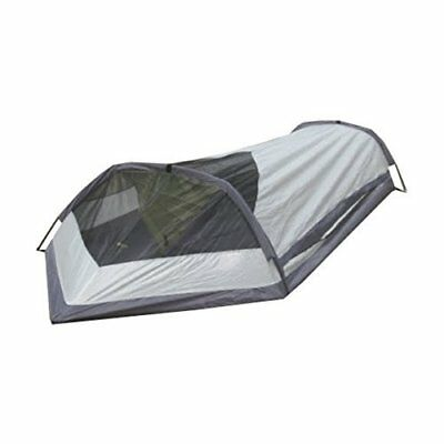 World Famous Sports 1-Person Bivy Tent with Rain