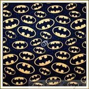 DC Comic Fabric