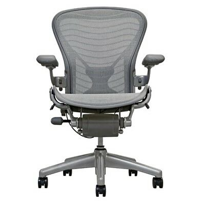 Herman Miller Aeron Size B Fully Loaded Posture Fit Support