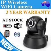 Wireless IP Camera Pan Tilt