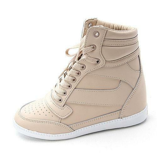sneakers ankle wedge boots ebay