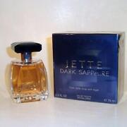 Jette Dark Sapphire