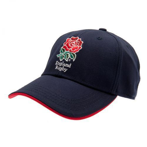 Official Licensed Rugby Product England Rugby Union Cap SG Hat Rose Gift Fun New