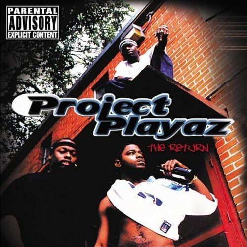 The Project Playaz - Return [New CD] Explicit