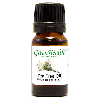 5 ml Tea Tree Essential Oil (100% Pure & Natural) - GreenHealth