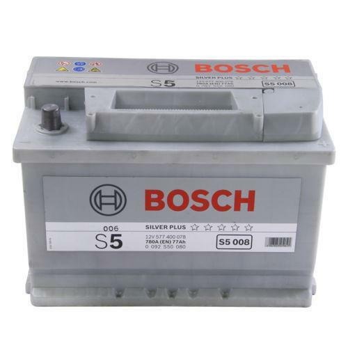 bosch s5 battery ebay. Black Bedroom Furniture Sets. Home Design Ideas
