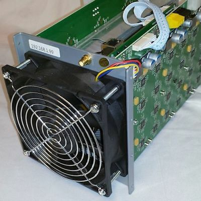 Bitmain Antminer S1 180 Gh/s  ASIC SHA256 BITCOIN Miner-with PSU