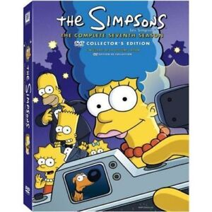 The Simpsons Complete Seventh Season DVD Collector's Edition 199