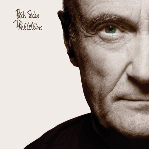 Phil Collins - Both Sides [New CD]
