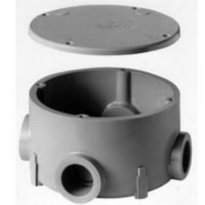Carlon E970ce-ctn Round Junction Boxes Conduit Body 34
