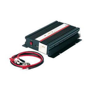 convertisseur transformateur de tension pour voiture 12v vers 220v 600w ebay. Black Bedroom Furniture Sets. Home Design Ideas