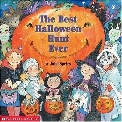 Best Halloween Hunt Ever (Read with Me Cartwheel Books (Scholastic Paperback)) - Best Halloween Books