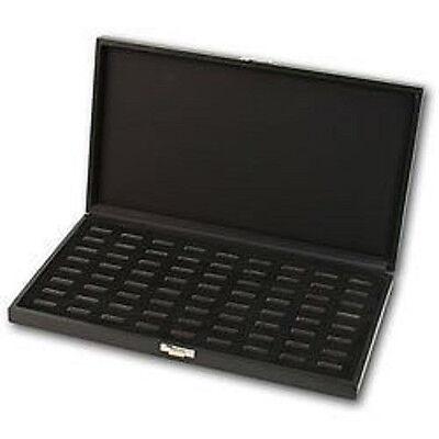 New 36 Cufflink Wooden Jewelry Tray Holder Box Case Display Case Storage