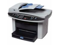 HP LaserJet 3030 All-In-One Laser Printer HP Printer Scanner Fax Copier In One