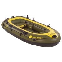 Inflatable Fishing Boat - $150