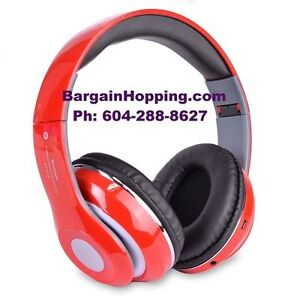 BLuetooth Dual Ear Foldable Headset With Mic