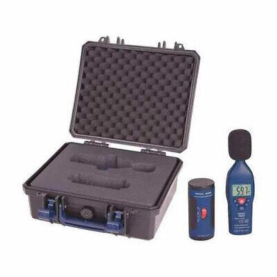 Reed Instruments R8050-kit Sound Level Meter Calibrator Kit Class 2