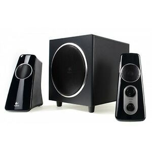 Logitech Speakers + Sub Woofer