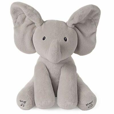 Baby GUND Animated Flappy the Elephant Stuffed Animal (Flappy The Elephant)