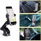 Suction Cup Cell Phone Mounts & Holders for ZTE Samsung Rugby Smart